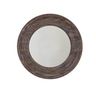 Wood Framed Mirror (42|734002MM)