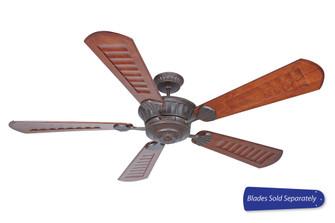 70'' Ceiling Fan w/DC Motor, Blade Options (20 DCEP70AG)