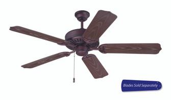 52'' Ceiling Fan, Blade Options (20 OPXL52BR)