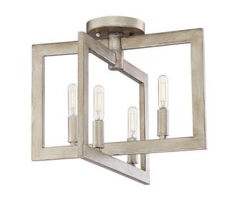 4 Light Semiflush (20|44954-GT)