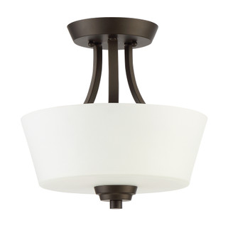 2 Light Semiflush Convertible (41952-ESP)