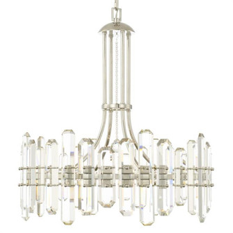 Bolton 8 Light Polished Nickel Chandelier (205|BOL-8888-PN)