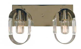 2-Light Josephine Sconce (84|5012 PN/BN)
