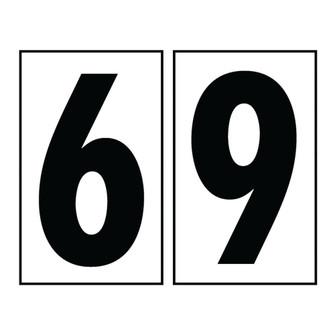ADDRESS NUMBER TILE (38 90616-68)