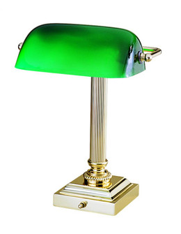 Shelburne Bankers Desk Lamp (34|DSK428-G61)