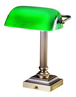 Shelburne Bankers Desk Lamp (DSK428-G71)