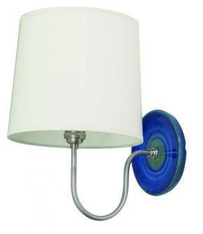 Scatchard Stoneware Wall Lamp (34 GS725-BG)