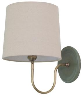 Scatchard Stoneware Wall Lamp (34 GS725-GM)