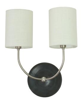 Scatchard Stoneware Wall Lamp (34|GS775-2-SNBM)