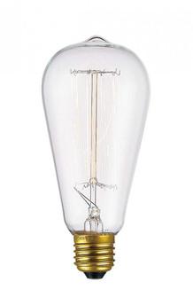 60 Watt Incandescent Vintage Light Bulb (3442|BB-60-A19)