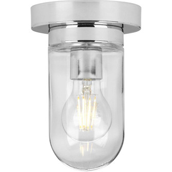 Signal Collection One-Light Flush Mount (149 P350145-015)