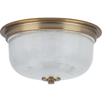 """Archie Collection Two-Light 12-3/8"""" Close-to-Ceiling (149 P3740-163)"""