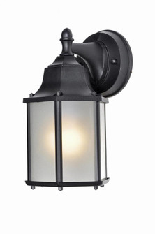 Builder Cast LED E26-Outdoor Wall Mount (66926BK)