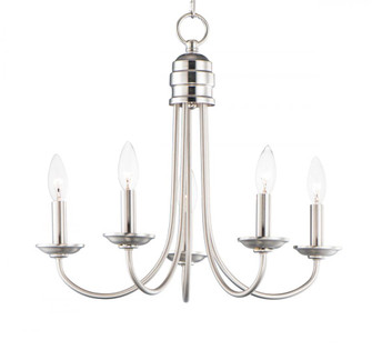 Logan-Multi-Light Pendant (19|10345SN)