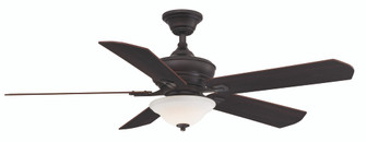 Camhaven v2 - 52 inch - DZ with Glass Bowl Light (90|FP8094DZ)