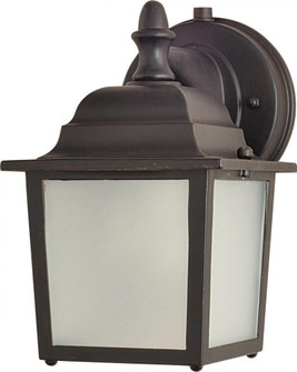 Builder Cast LED E26-Outdoor Wall Mount (66924EB)