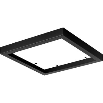 Everlume Collection Black 11'' Edgelit Square Trim Ring (149|P860054-031)