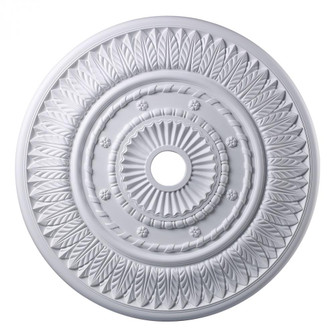 Corinna Medallion 33 Inch in White Finish (91|M1013WH)