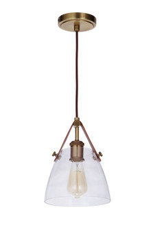 1 Light Pendant (20 51391-VB)