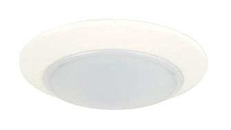 """6"""" LED Flushmount (20 X6206-W-LED)"""