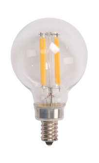 G16.5 Globe, 5.5WG16CL/LED (9650)
