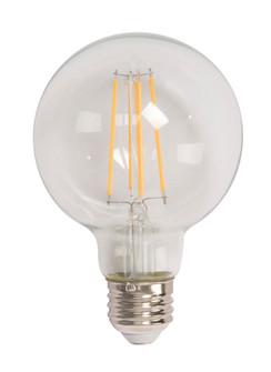 G25 Globe, 8WG25CL/LED (9651)