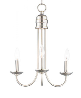 Logan-Multi-Light Pendant (19|10343SN)