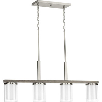 Mast Collection Four-Light Linear Chandelier (149|P400190-009)