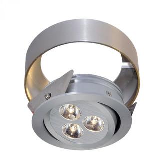 Tiro Collar 3 Light Tiro Conversion ring for Under Cabinet in Brushed Aluminum (91|WLC144-N-98)
