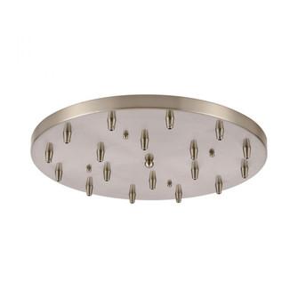 Pan Only, 18-Light Round (91 18R-SN)