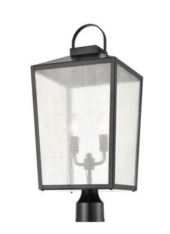 Outdoor Post Lantern (670|2654-PBK)