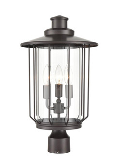 Outdoor Post Lantern (670|2699-PBZ)
