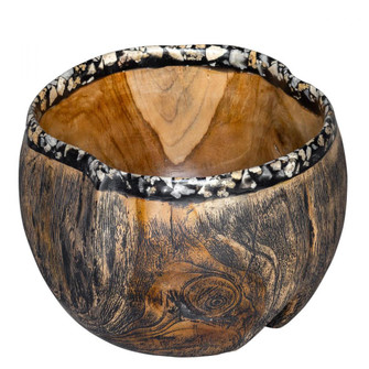 Uttermost Chikasha Wooden Bowl (85|17743)