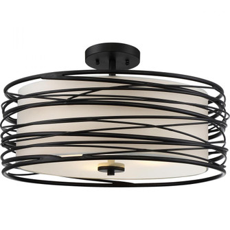 Spiral Semi-Flush Mount (26|SPL1720K)