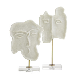 David Sculpture, Set of 2 (314|9235)