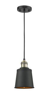 1 Light Vintage Dimmable LED Mini Pendant (3442|201C-BBB-M9-LED)