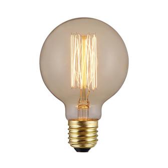 60 Watt G25  Incandescent Vintage Light Bulb (3442 BB-G25)
