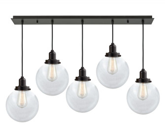 Beacon Linear Pendant (3442|125OB-10BK-0H-OB-G202-8)