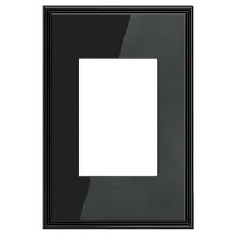 Black Nickel, 1-Gang +  Wall Plate (AWC1G3BLN4)