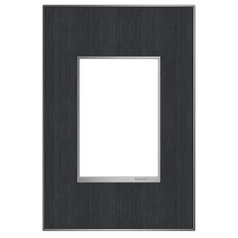 Rustic Grey, 1-Gang + Wall Plate (1452 AWM1G3RG4)