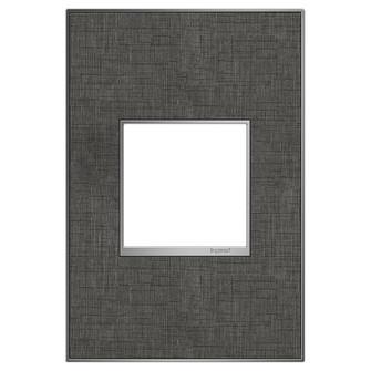 Slate Linen, 1-Gang Wall Plate (1452 AWM1G2SL4)