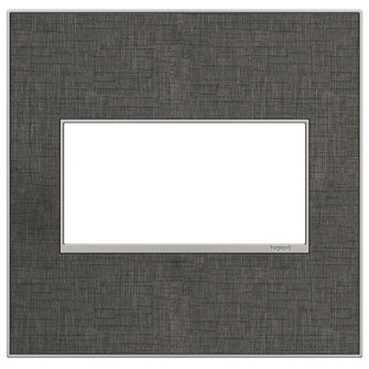 Slate Linen, 2-Gang Wall Plate (1452|AWM2GSL4)