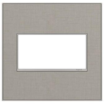 True Linen, 2-Gang Wall Plate (1452 AWM2GTL4)