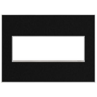 Black Stainless, 3-Gang Wall Plate (AWM3GBLS4)