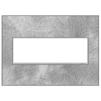 Spiraled Stainless, 3-Gang Wall Plate (1452 AWM3GSP4)