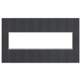 Rustic Grey, 4-Gang Wall Plate (1452 AWM4GRG4)