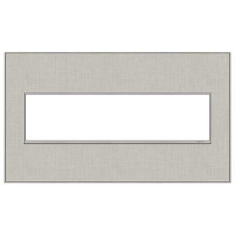 True Linen, 4-Gang Wall Plate (1452 AWM4GTL4)