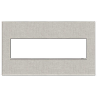True Linen, 4-Gang Wall Plate (1452|AWM4GTL4)
