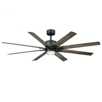 RENEGADE Downrod Ceiling Fans (7200|FR-W2001-52L-OB/BW)