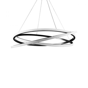 Veloce Chandelier Light (3612|PD-24848-BK)